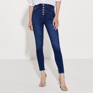 Zara Premium Denim Skinny Jeans